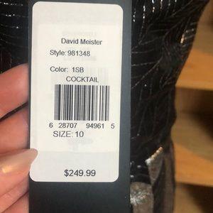 David Meister Dresses - David Meister Cocktail Dress